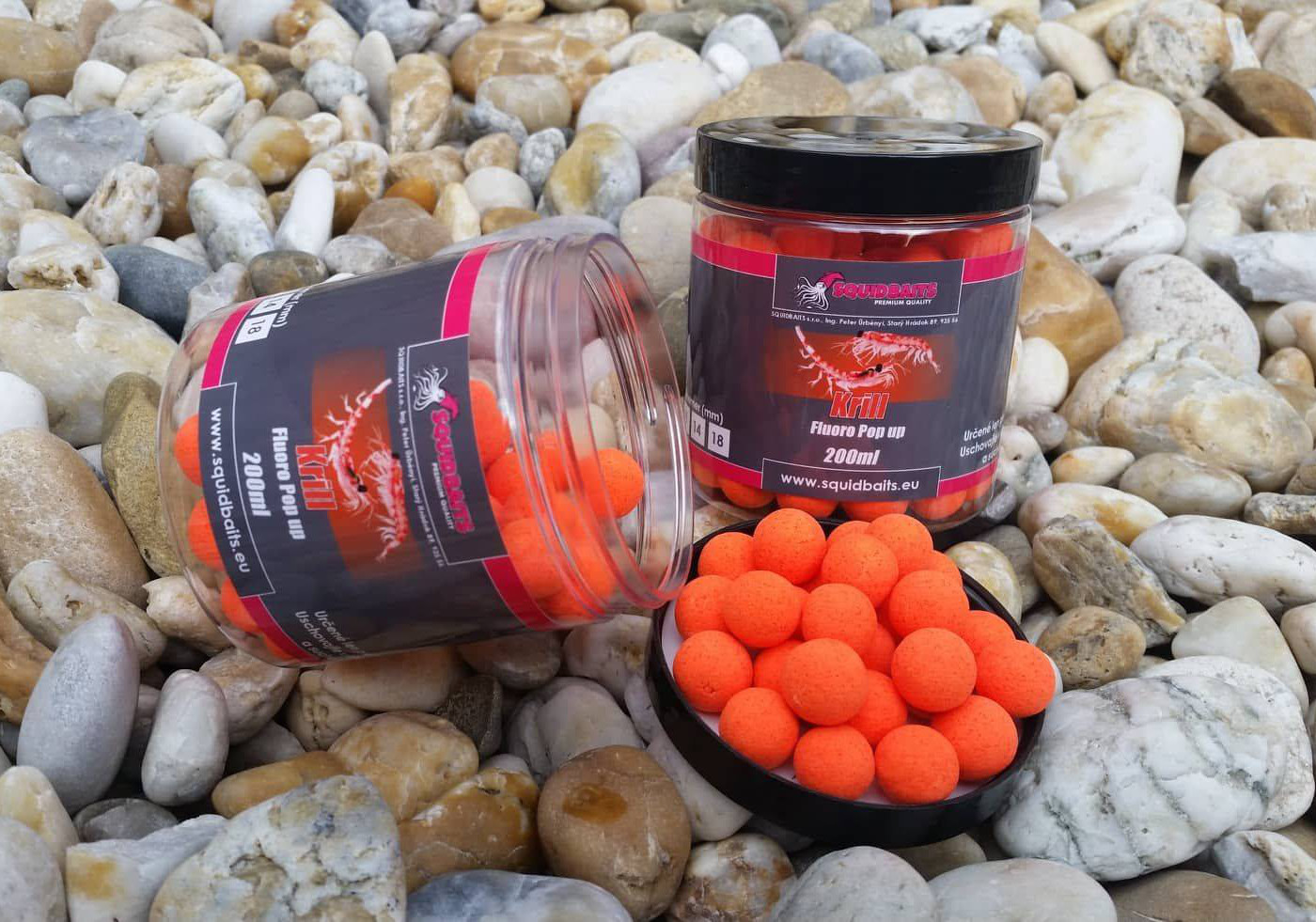 Pop Up Krill 200ml