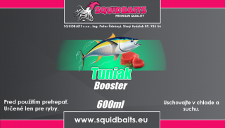Booster Tuniak 600ml