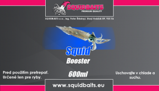 Booster Squid 600ml
