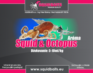 Aróma Squid & Octopus 100ml